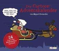 Miguel Fernandez: Fernandez - Der Cartoon-Adventskalender, Diverse