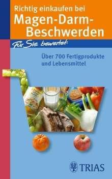 Karin Hofele: Richtig einkaufen bei Magen-Darm-Beschwerden, Buch