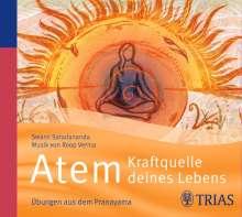 Swami Saradananda: Atem - Kraftquelle deines Lebens, CD
