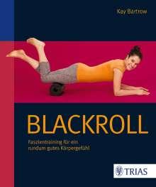 Kay Bartrow: Blackroll, Buch