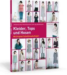 Yoshiko Tsukiori: Japanisches Modedesign zum Selbernähen: Kleider, Tops und Hosen, Buch