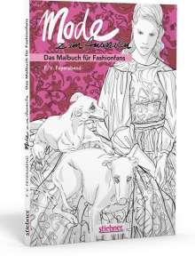 F. Volker Feyerabend: Mode zum Ausmalen, Buch