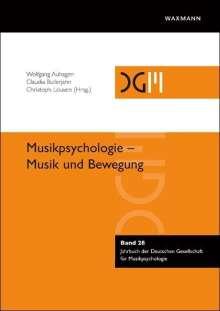 Musikpsychologie - Musik und Bewegung, Buch