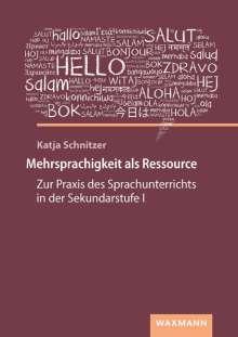 Katja Schnitzer: Mehrsprachigkeit als Ressource, Buch