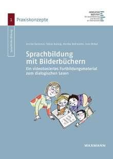Annika Baldaeus: Sprachbildung mit Bilderbüchern, Buch