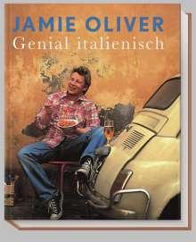 Jamie Oliver: Genial italienisch, Buch
