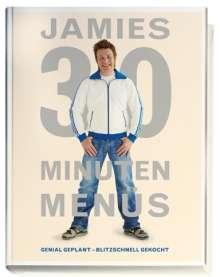 Jamie Oliver: Jamies 30 Minuten Menüs, Buch