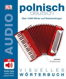 Visuelles Wörterbuch Polnisch Deutsch, Buch
