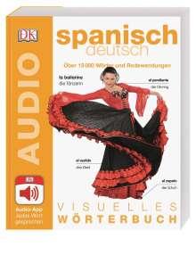 Visuelles Wörterbuch Spanisch Deutsch, Buch