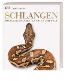Chris Mattison: Schlangen, Buch