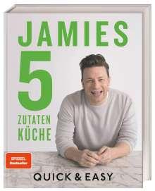 Jamie Oliver: Jamies 5-Zutaten-Küche, Buch