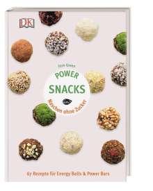 Fern Green: Power Snacks, Buch