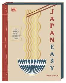 Tim Anderson: Japaneasy, Buch