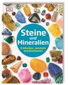 Devin Dennie: Steine und Mineralien, Buch