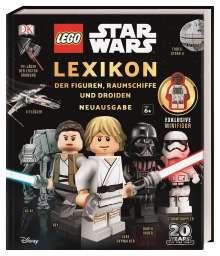 Simon Beecroft: LEGO® Star Wars(TM) Lexikon der Figuren, Raumschiffe und Droiden, Buch