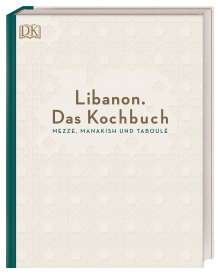 Liza Asseily: Libanon. Das Kochbuch, Buch