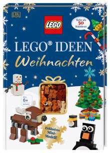 Elizabeth Dowsett: LEGO® Ideen Weihnachten, Buch