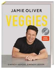 Jamie Oliver: Veggies, Buch
