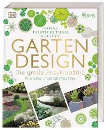 Gartendesign - Die große Enzyklopädie, Buch