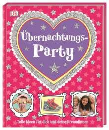 Übernachtungs-Party, Buch