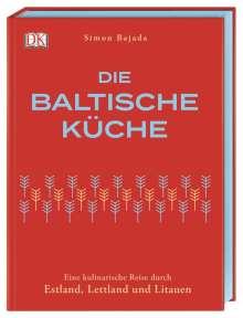Simon Bajada: Die Baltische Küche, Buch
