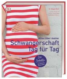 Maggie Blott: Alles über meine Schwangerschaft Tag für Tag, Buch