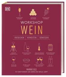 Marnie Old: Workshop Wein, Buch