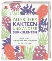 Fran Bailey: Alles über Kakteen und andere Sukkulenten, Buch
