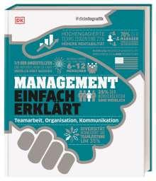 Philippa Anderson: #dkinfografik. Management einfach erklärt, Buch