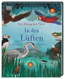 Moira Butterfield: Der Klang der Tiere. In den Lüften, Buch