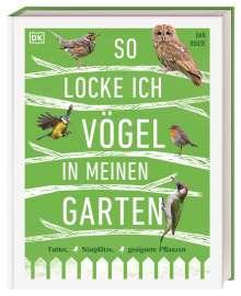 Dan Rouse: So locke ich Vögel in meinen Garten, Buch