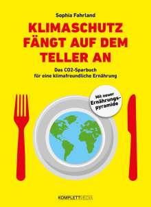 Sophia Fahrland: Klimaschutz fängt auf dem Teller an, Buch