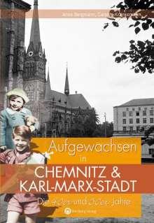 Carsten Krankemann: Die 40er und 50er Jahre. Aufgewachsen in Chemnitz und Karl-Marx-Stadt, Buch