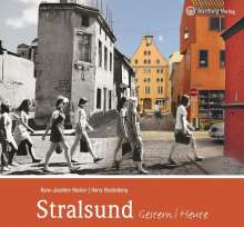 Hans-Joachim Hacker: Stralsund - gestern und heute, Buch