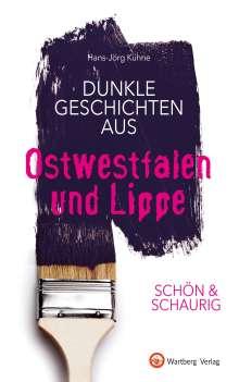 Hans-Jörg Kühne: SCHÖN & SCHAURIG - Dunkle Geschichten aus Ostwestfalen und Lippe, Buch