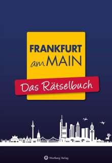 Wolfgang Berke: Frankfurt am Main - Das Rätselbuch, Buch