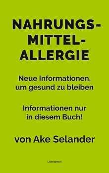 Ake Selander: Nahrungsmittelallergie, Buch
