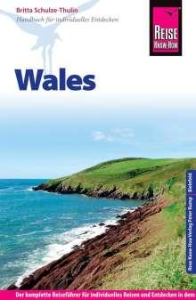 Britta Schulze-Thulin: Reise Know-How Reiseführer Wales, Buch
