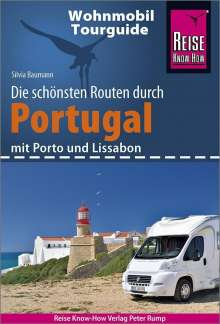 Silvia Baumann: Reise Know-How Wohnmobil-Tourguide Portugal, Buch