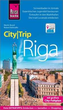 Martin Brand: Reise Know-How CityTrip Riga, Buch