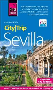 Hans-Jürgen Fründt: Reise Know-How CityTrip Sevilla, Buch