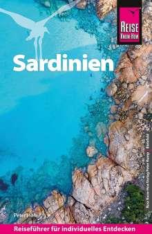 Peter Höh: Reise Know-How Reiseführer Sardinien, Buch