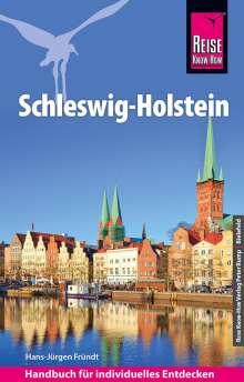 Hans-Jürgen Fründt: Reise Know-How Reiseführer Schleswig-Holstein, Buch