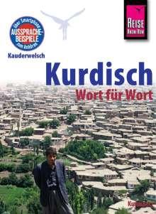 Ludwig Paul: Reise Know-How Sprachführer Kurdisch - Wort für Wort, Buch