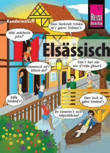 Raoul Weiss: Elsässisch - die Sprache der Alemannen, Buch