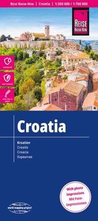 Kroatien 1 : 300.000 / 700.000, Diverse