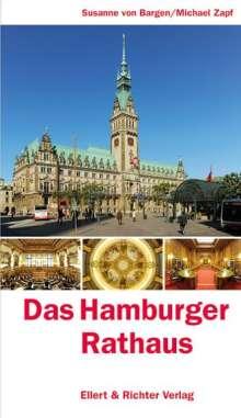 Susanne von Bargen: Das Hamburger Rathaus, Buch