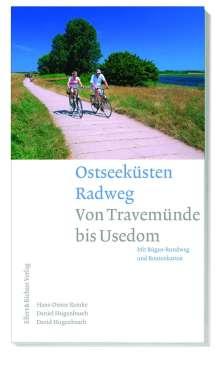Hans-Dieter Reinke: Ostseeküsten Radweg, Buch