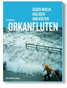 Georg Quedens: Orkanfluten, Buch
