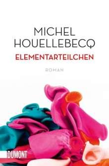 Michel Houellebecq: Elementarteilchen, Buch